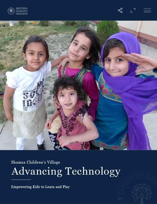 Shamsa Children's Village - Advancing Technology