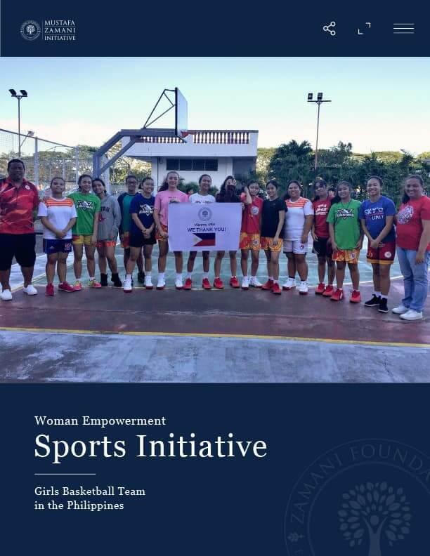 Woman Empowerment: Sports Initiative