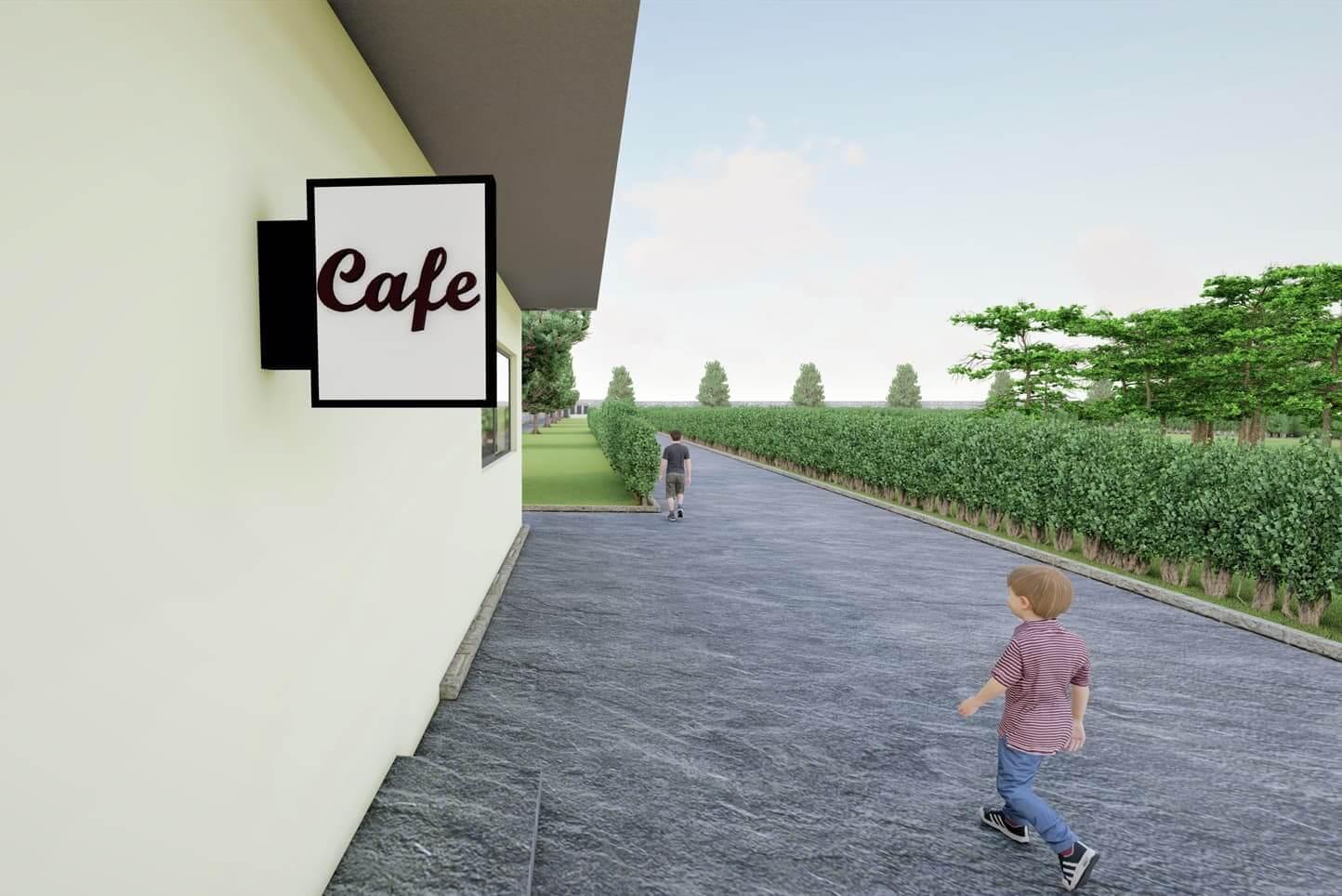 Mustafa Zamani Schools Cafe